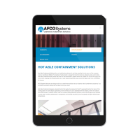 Afco Systems Website on Tablet
