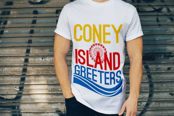 Coney Island T-Shirt Design