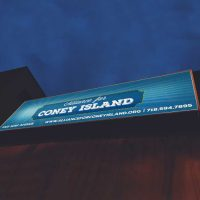 Alliance for Coney Island Billboard Design