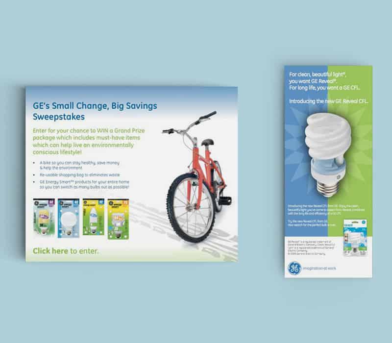 General Electric Ad Design